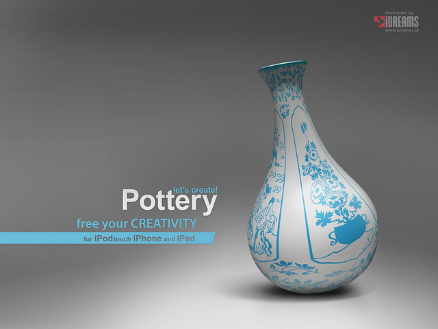 Let s Create! Pottery Products iDreams