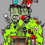 ipad art Monstrpieces