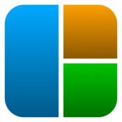 pic stitch app logo