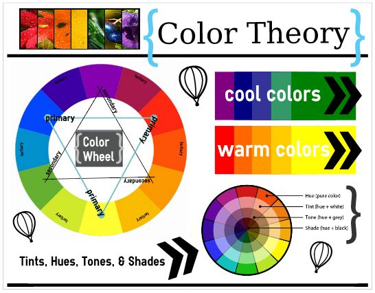 ColorTheoryInfographic