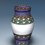 ipad art POTTERY HD