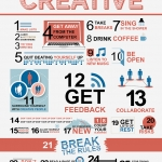 26 Ways to Stay Creative