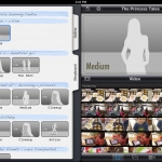 iMovie with story board bare trailer