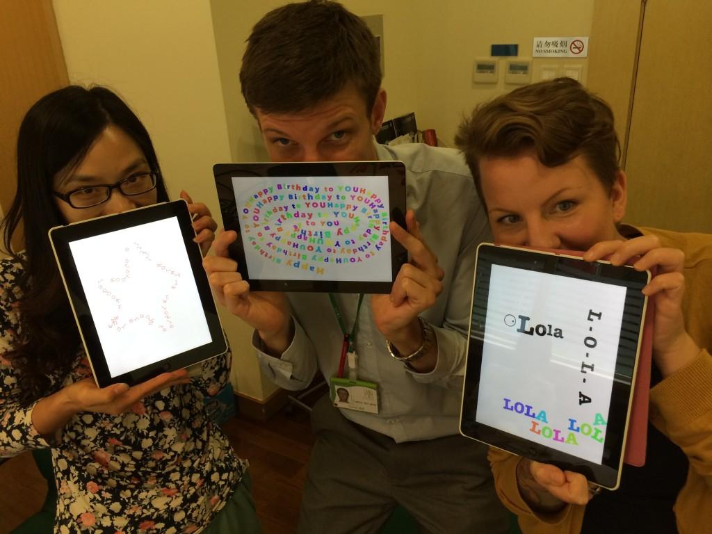photo ipad art teachers