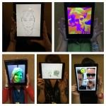ipad portraits