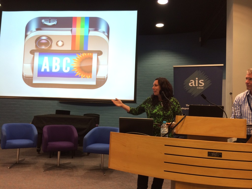 presentation at AIS NSW