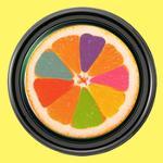 orange camera ipad art app