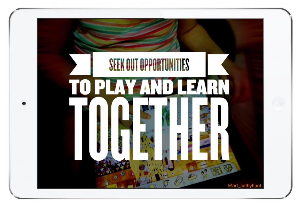 ipad art learn together
