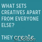 What sets creatives apart?