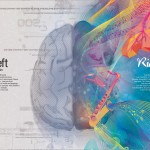 Left Brain Right Brain infographic