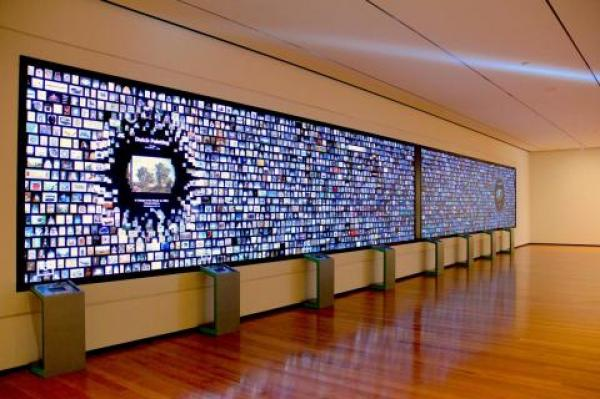 Ipad Art Room 187 Christie Microtiles At Cleveland Museum Of