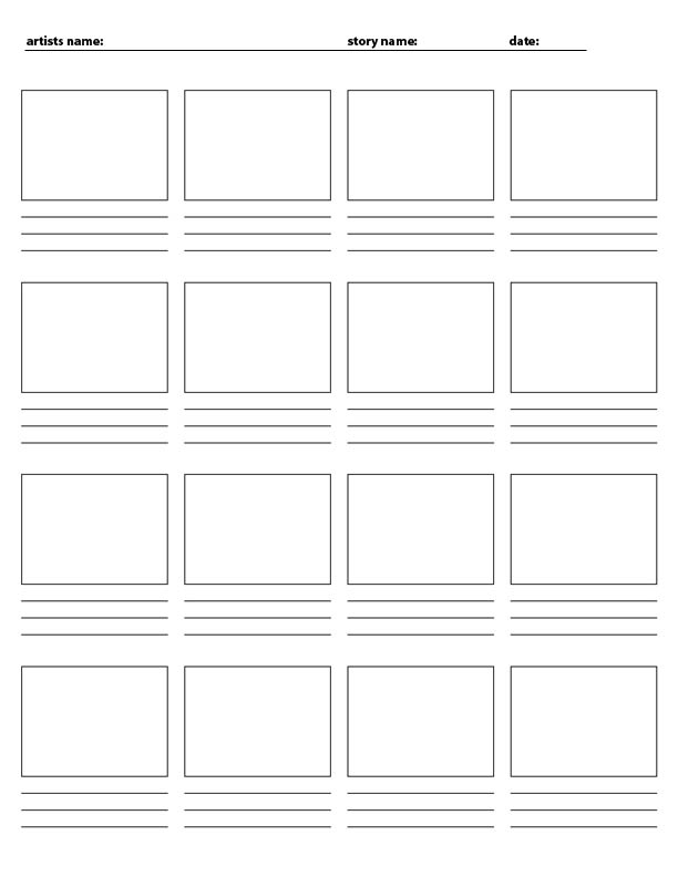 High_School_Storyboard_Worksheet
