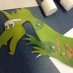 ipad animation dragon split