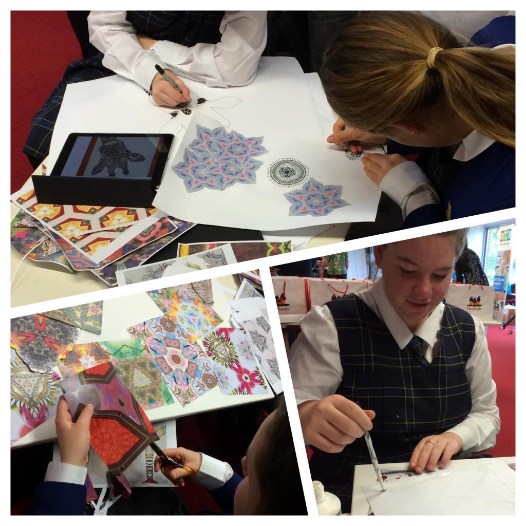 making iPad art