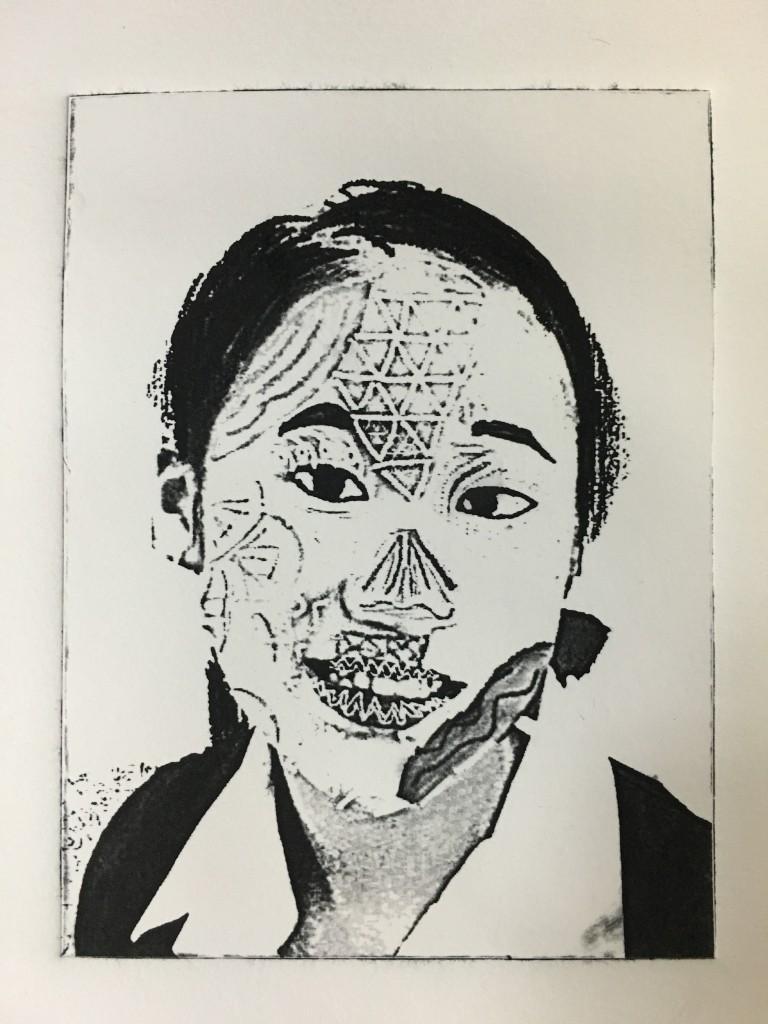 lazer etching