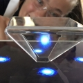 ipad hologram
